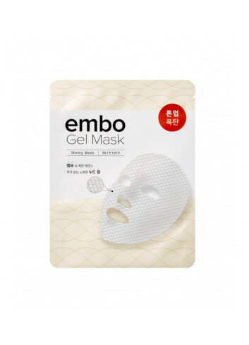 MISSHA - EMBO GEL MASK SHINING BOMB
