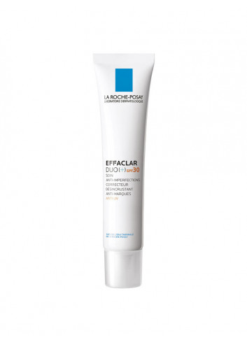 EFFACLAR DUO + SPF 30T 40ML